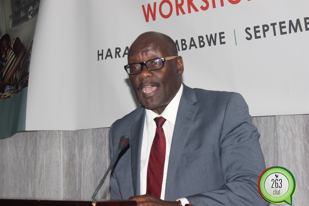 parirenyatwa on striking doctors
