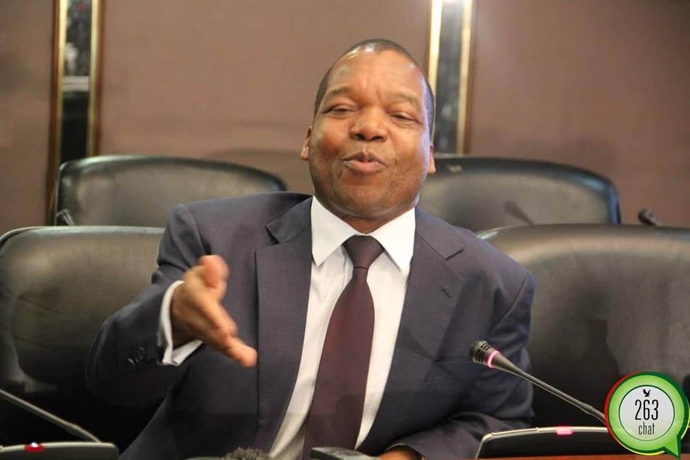 RBZ Governor Dr John Mangudya