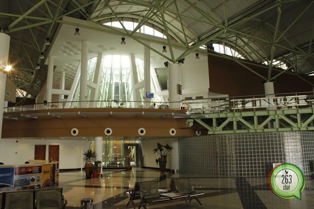 Victoria Falls International Airport 263Chat