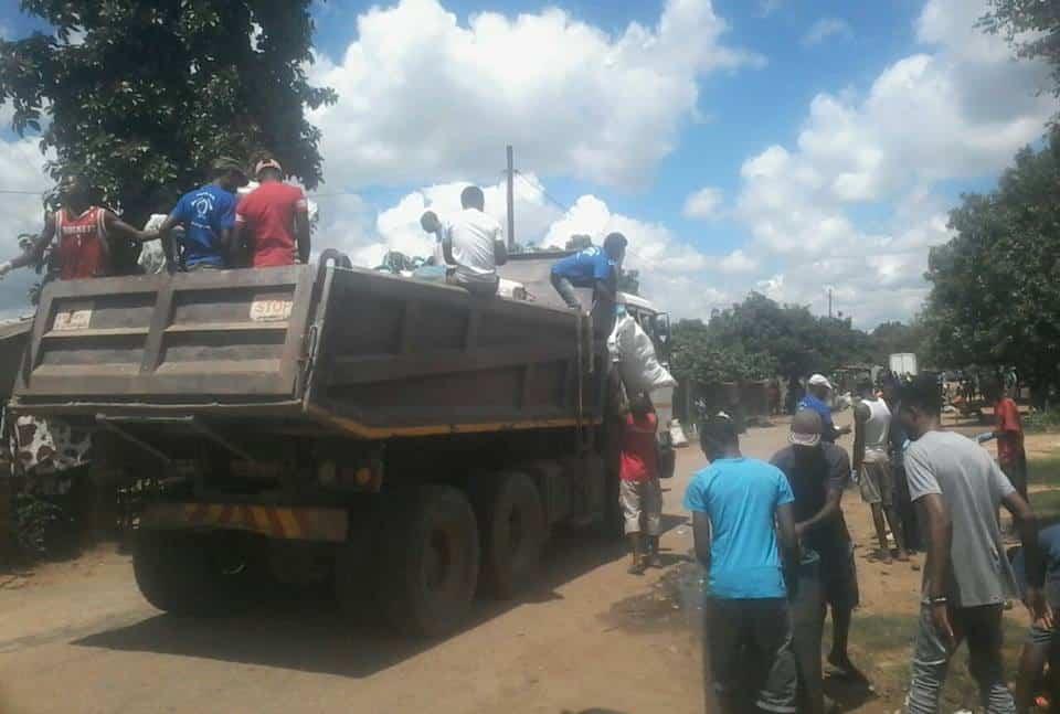 Zanu PF Youth Arrested