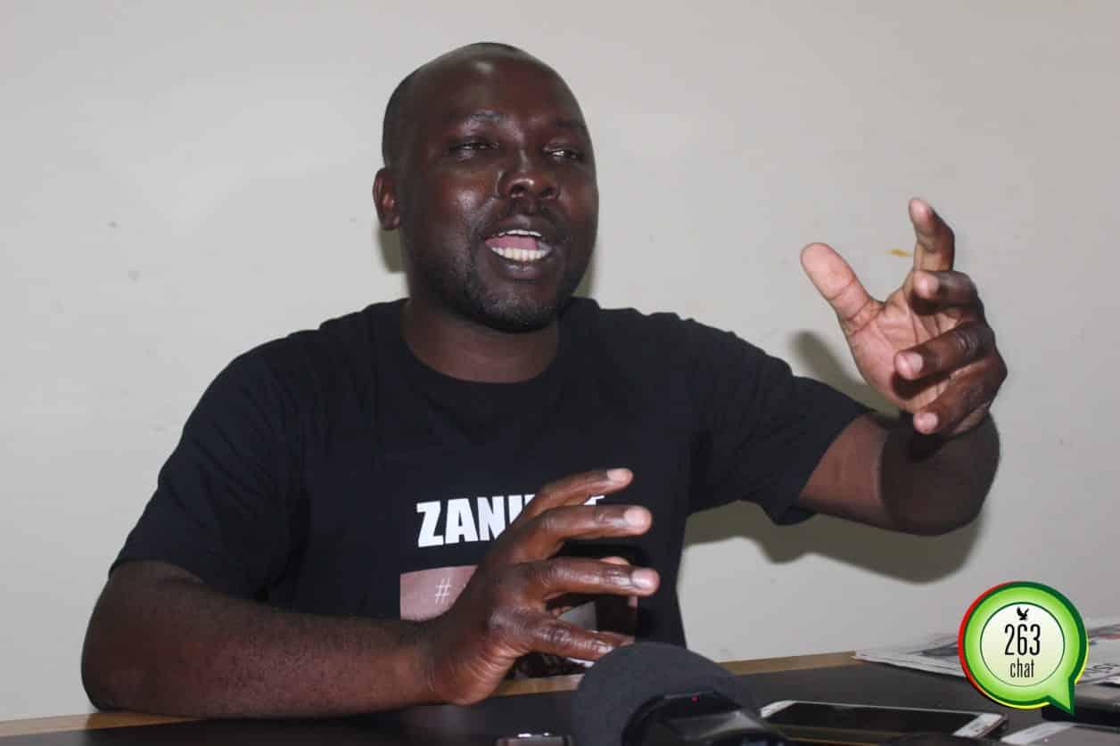 263Chat Godfrey Tsenengamu