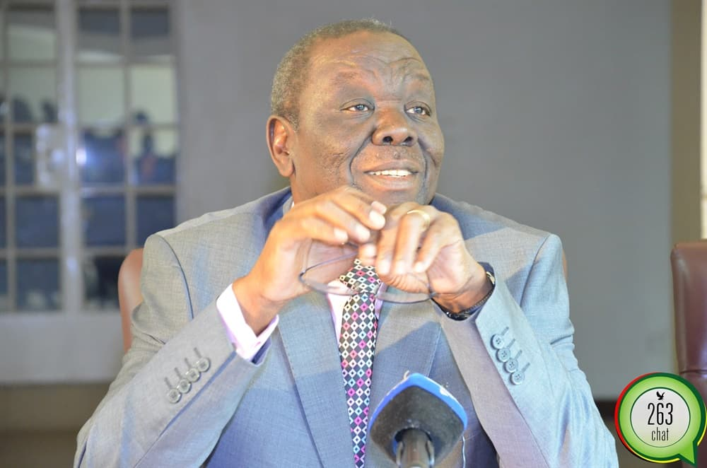 Morgan Tsvangirai leader of MDC-T