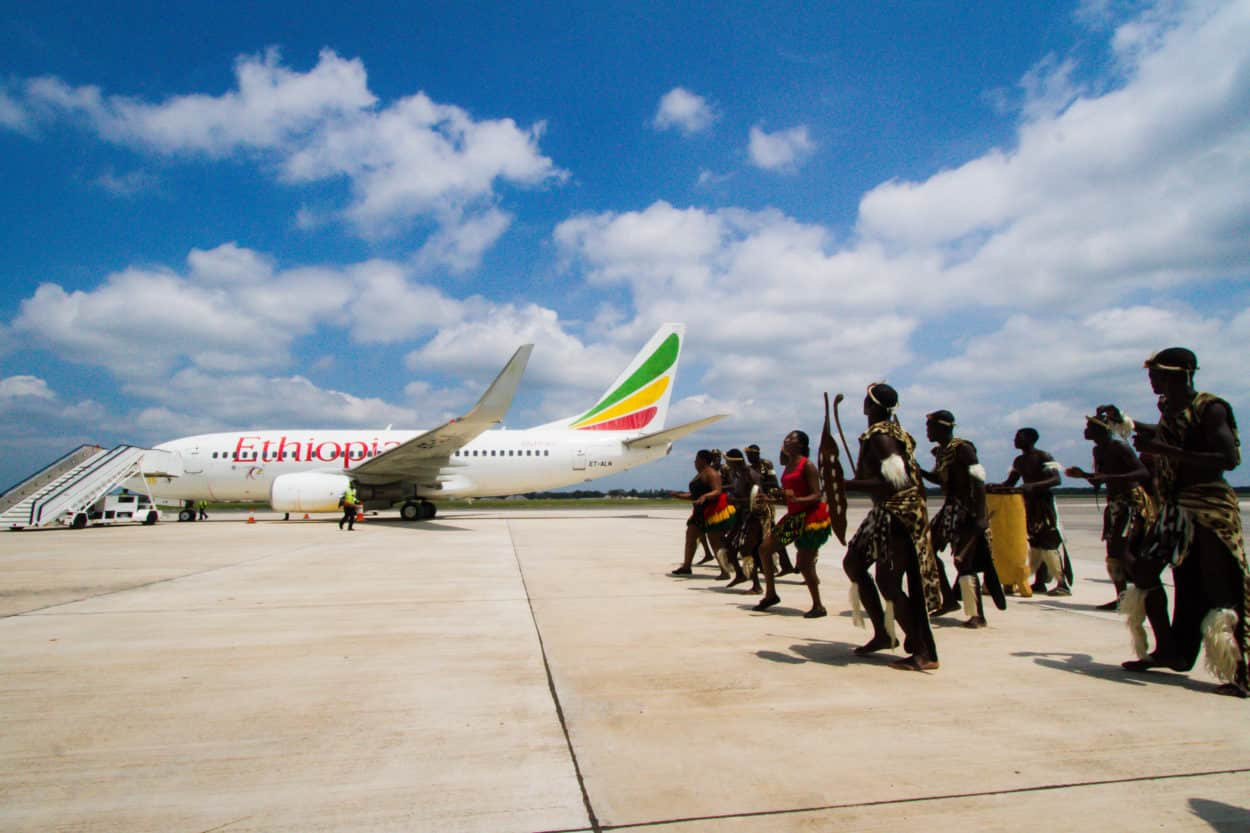 Zim Opens Skies To International Flights | 263Chat