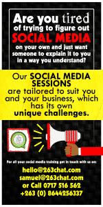 263 social media