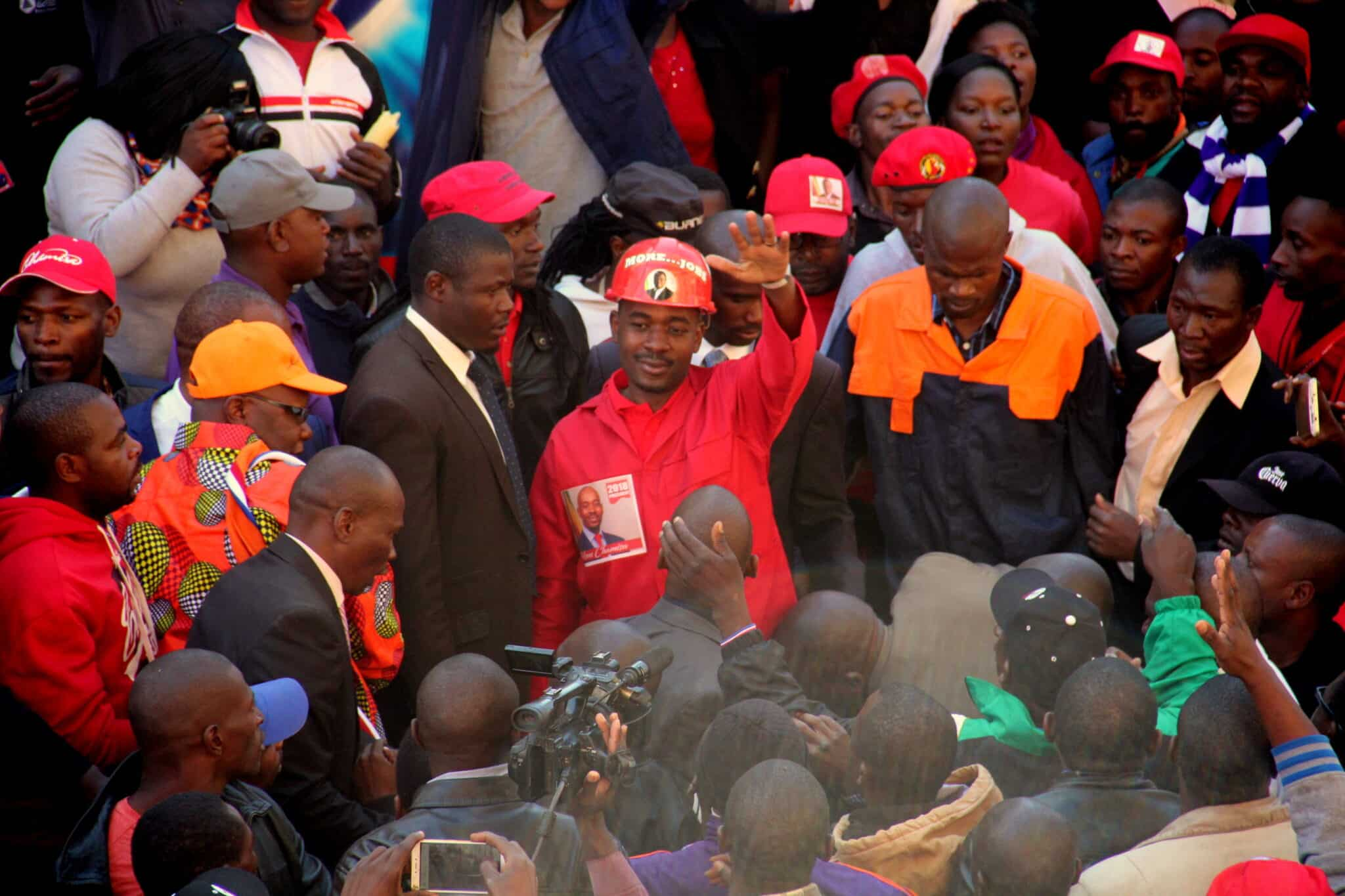 MDC Grassroots Unmoved By Recalls, Rally Behind Chamisa   263Chat