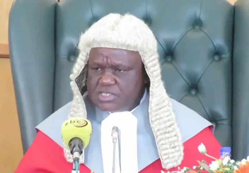 Judicial Independence Under Threat: ZLHR » 263Chat