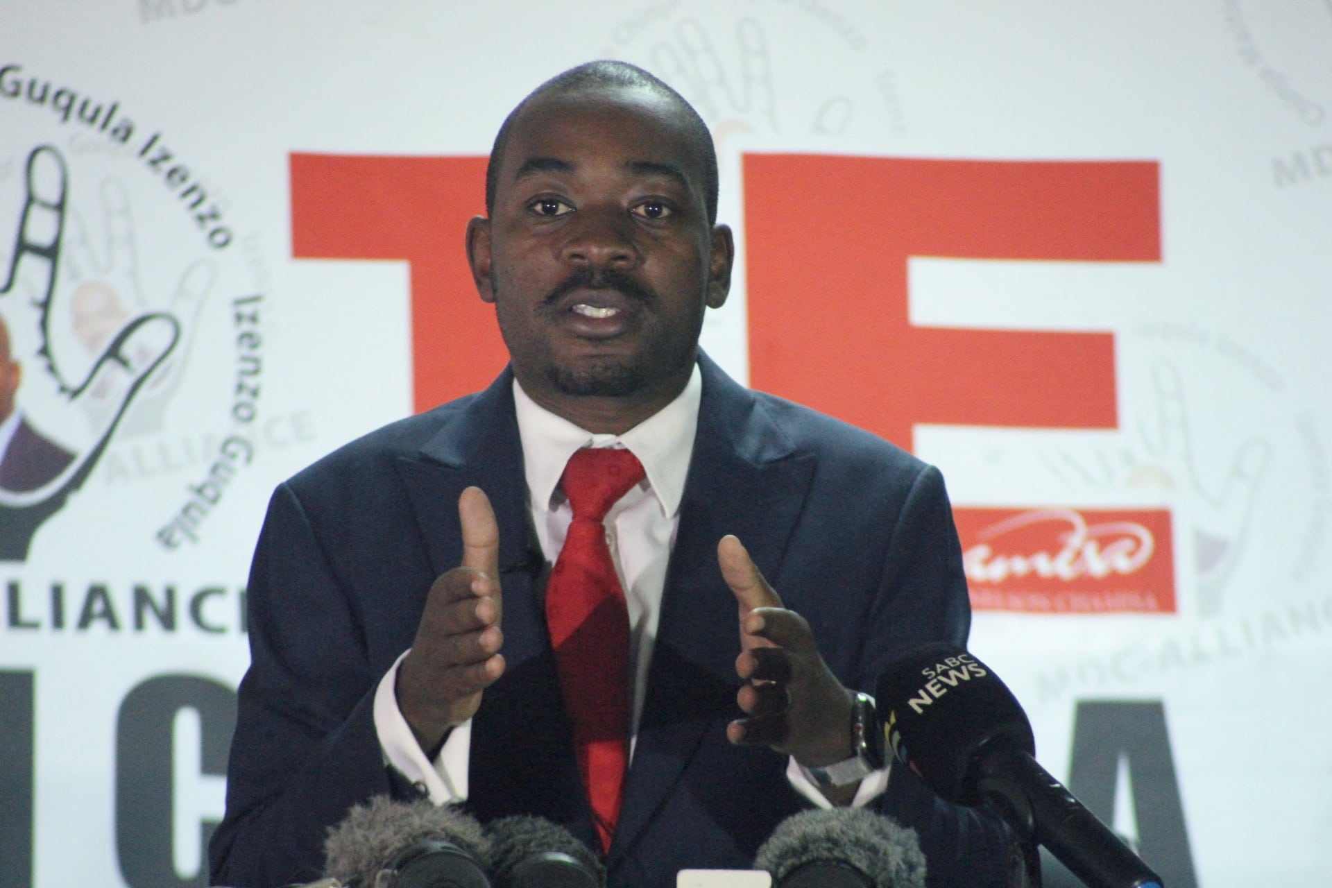Leaked WhatsApp Chats Reveal Factions In MDC-A | 263Chat
