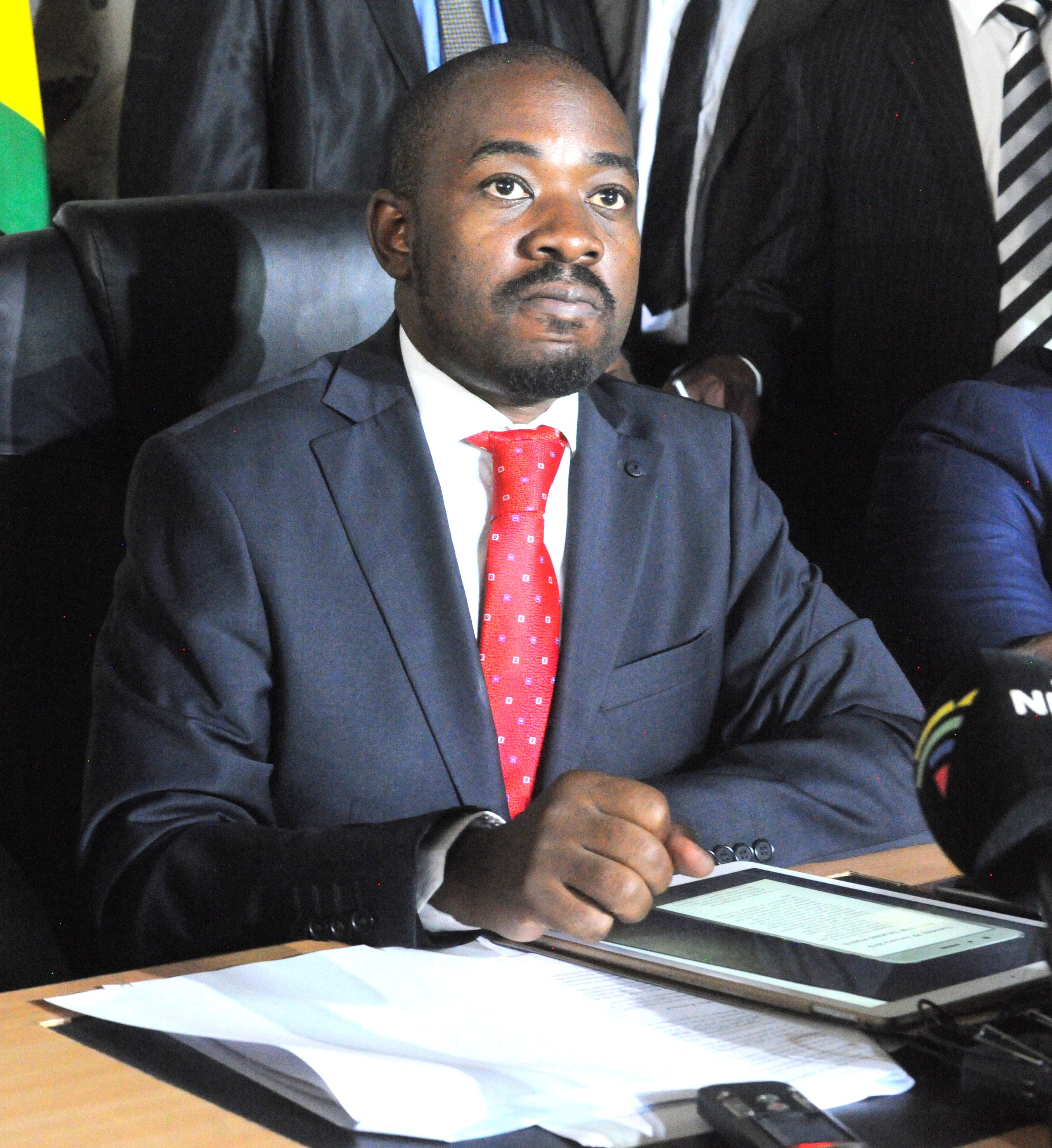 Chamisa Castigates ED Over 'Rogue Elements' Remarks » 263Chat