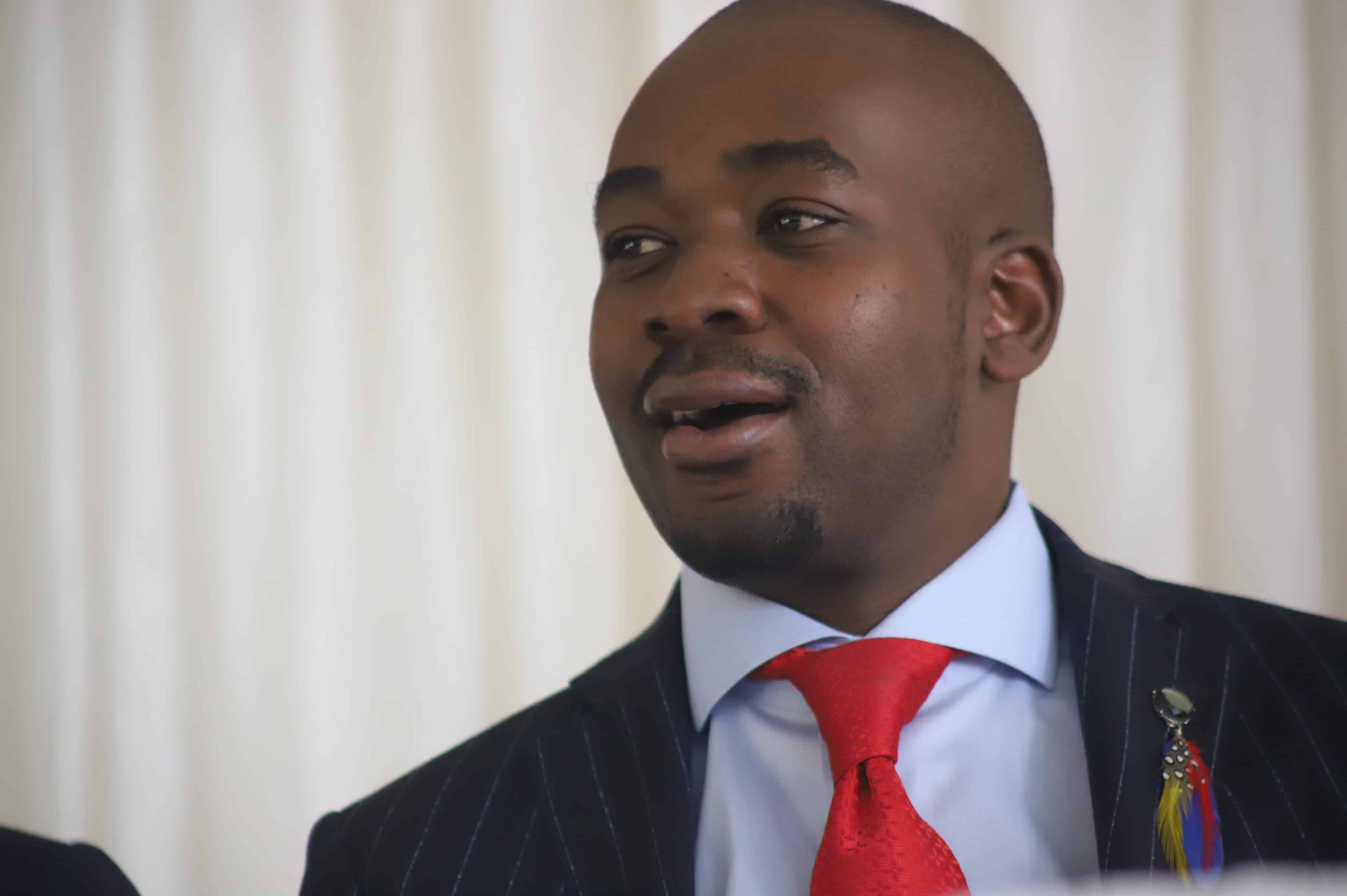 Get Ready For Change: Chamisa | 263Chat