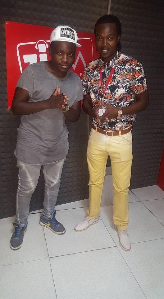 Maggikal and ZiFM radio presenter Abisha Palmer
