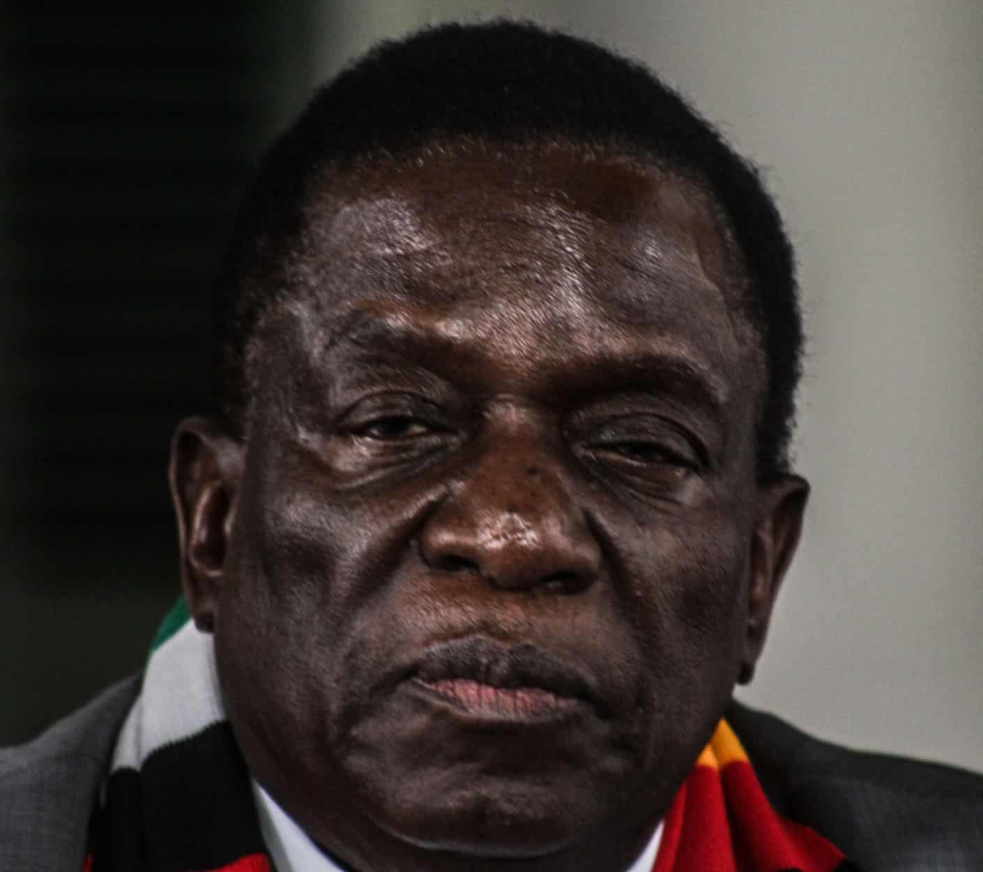 I'm Under Attack – Mnangagwa » 263Chat