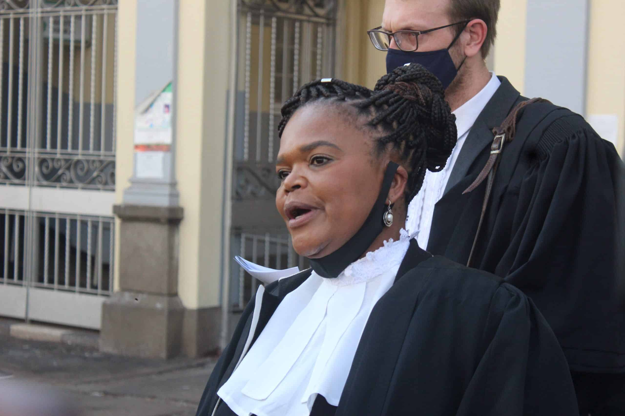 South African Lawyers Stand In Solidarity With Beatrice Mtetwa | 263Chat